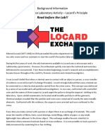 Locards Principle Lab