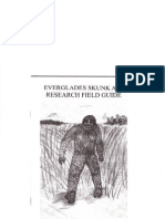 Skunk Ape Field Guide