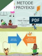 Metode Proyeksi
