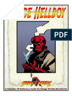 Savage Hellboy 1.1