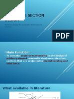 Composite Section Design
