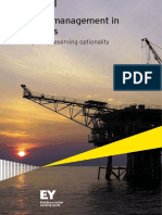 EY Portfolio Management in Oil and Gas