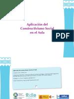 Aplicación Del Constructivismo Social en El Aula 1