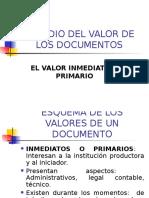 5-Estudio Del Valor de Los Documentos
