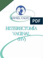 Histerectomia Vaginal