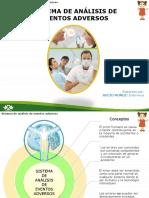 Sistema de Analisis Causal de Eventos Adversos.