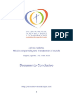 EAACE 2014 Documento Conclusivo v. 2.0 Nov 2014