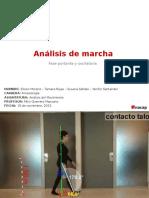 Analisis Marcha