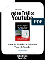Video Tráfico Youtube