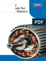 SKF USA Electric motor Handbook