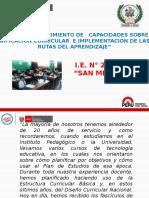 Ppt Planificacion Curricular 1er Dãugel Ica