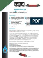 Intercambiadores de Calor Agua - Agua ELECRO_G2