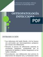OSTEOPATOLOGÍA INFECCIOSA