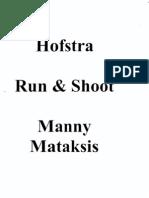 1995 Hofstra Run-N-Shoot (Matsaksis)
