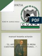 M. Lezaeta Acharán
