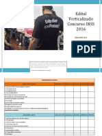 Edital Verticalizado Concurso INSS 2016 -FOCUS CONCURSOS (3)