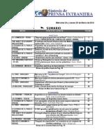 Tapa Titulos de Hoy_24 y 25-03-10