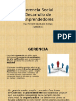 Gerencia Social 1