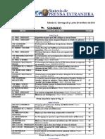Tapa Titulos de Hoy_27-28 y 29-03-10