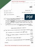 CS Executive Economic & Commercial Laws Paper June 2015