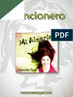 Cancionero Mi Alegria - Marcela Gael