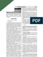 Plan Nacional de Desarrollo de des - DS 004-2010-PCM - 12Enero2010[1]