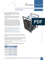 Port Pressure Test Unit