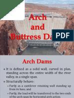 Arch & Buttres Dam