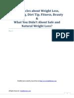 Acupuncture Loss Weightttt