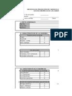 Formato N 4 Mdodelo de Encuesta Para Generadores Domiciliarios y Ficha de Procesamiento