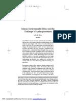 Islamic Environmental Ethics