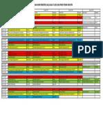 Jadwal UAS Gasal 2015-2016
