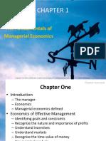 Chap 001 economic