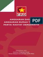 Buku Saku AD ART Partai Rakyat Demokratik