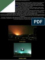 Sands in pillole numero 9-Gli Alieni Attaccano Una Base in U.S.A.