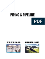 Piping & Pipeline