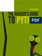 The Hacker Guide to Python Sample