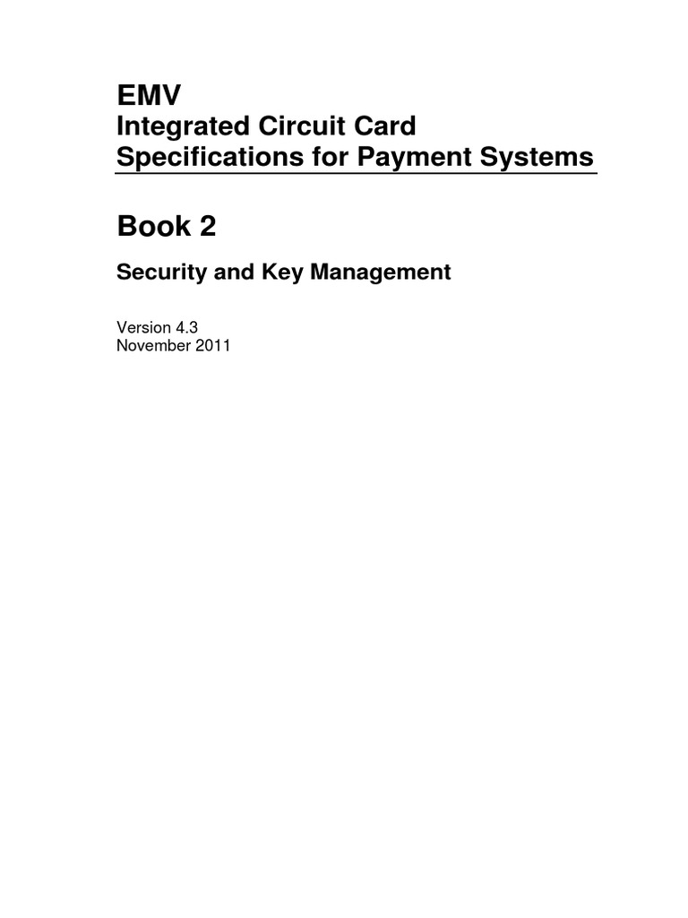 Emv V43 Book 2 Security And Key Management 20120607061923900 Trailer Wiring Diagram Rsa Cryptography