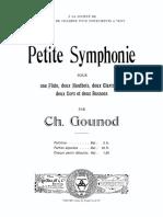 IMSLP50026-PMLP76281-Gounod Petite Symphonie Score