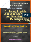 article review atin tesl