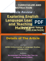 article review atin tesl