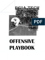 1998 Georgia Tech Offense