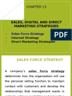 Strategic Marketing Ch-13