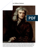 English Counterfeiter William Chaloner