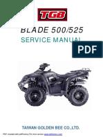 TGB Blade 500