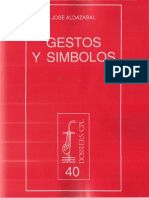 Aldazabal Jose - Gestos Y Simbolos