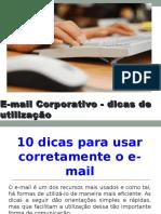 Uso de Email