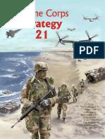 Marine Corps Strategy 21