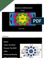 Enterprise Collaboration - Vision