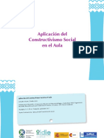 Aplicación Del Constructivismo Social en El Aula 2